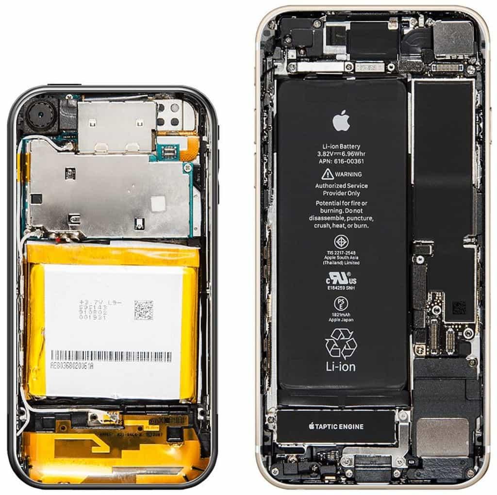 айфон 3 и 8