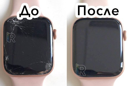 ремонт apple watch в самаре